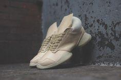 """adidas x Rick Owens WMNS Runner """"Beige"""" - EU Kicks: Sneaker Magazine"""