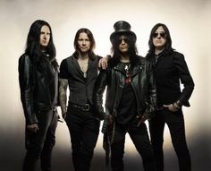 SLASH publica su nuevo disco 'World On Fire' junto a su banda Myles Kennedy