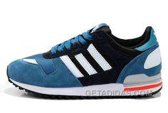 big sale 5d9da ca71d Adidas Zx700 Women Blue Black White Authentic, Price 71.00 - Adidas Shoes, Adidas Nmd,Superstar,Originals
