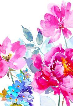 42d62ac81c031d766eab8ab9a6062d0e--iphone-wallpaper-floral-ipad-wallpaper-watercolor.jpg (450×657)
