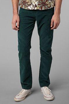 *Standard Cloth 5-Pocket Corduroy Pant