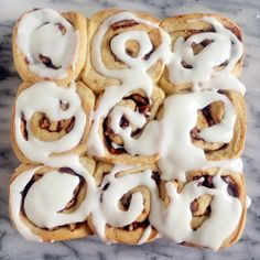 Maple Pecan Cinnamon Rolls will definitely wow your holiday houseguests | The Kittchen