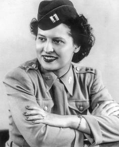"""She was commended by a superior for her """"fortitude and sang-froid"""" in obtaining data on the Soviets."""