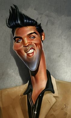 Elvis Presley by bogdancovaciu on deviantART