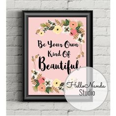 Hellonanda Printable Arts for your home decor, wall display or greeting cards  ❤️ #design #print #instant #download #hellonanda #home decor #illustration #quotes