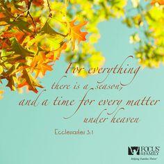 Ecclsiastes 3:1