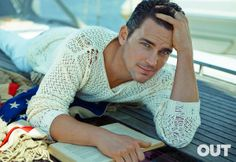 Matt Bomer - OUT magazine 2014 Most perfect...ever!