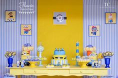365 Best Despicable Me Minions Party Ideas Images On Pinterest