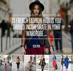 13. Stay Well Groomed - 13 French Fashion Habits You Should Incorporate in Your Wardrobe ... → Fashion