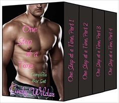 One Step at a Time: Complete Box Set (A Taboo Step Romance) - Kindle edition by Cindy Wilder. Literature & Fiction Kindle eBooks @ Amazon.com.