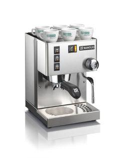 Rancilio HSD-SILVIA Silvia Espresso Machine: Kitchen & Dining