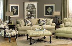 Paula Deen Living Room Suite