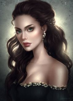 Another painting of a character of the book series by - Brille Throne Of Glass Fanart, Throne Of Glass Books, Throne Of Glass Series, Fantasy Art Women, Beautiful Fantasy Art, Fantasy Girl, Beautiful Artwork, Elfen Fantasy, Chica Fantasy