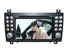 Mercedes Benz SLK R171 (2004-2012) DVD Player- GPS Navigation TV