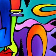 Art 'Pop 378 3030 Original Abstract Pop Art Obstacles' - by Thomas C. Fedro from Pop Art Art Pop, Pop Art Collage, Tom Fedro, Modern Art Movements, Modern Pop Art, Chicago Artists, Watercolor Artists, Colorful Paintings, Art Portfolio