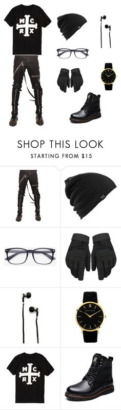 """""""Untitled #5"""" by ajdinpolo ❤ liked on Polyvore featuring Tripp, Burton, Master & Dynamic, Larsson & Jennings, men's fashion and menswear"""