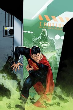 Supermanj by Ryan Sook