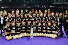 On Nov. the Carleton University Cheerleading Team achieved an all-time best at the PCA National Cheerleading Championship in Brampton, Ont. Carleton Place, Carleton University, School Sports, Great Night, Athletics, Cheerleading, Raven, Third, All About Time