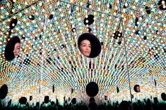 """This New Year's Day we're reflecting on """"The Year in Pictures published by We're honored that Yayoi Kusama's """"Festival of… New York Times, Ny Times, Yayoi Kusama, Reflection, Day, Photographs, Pictures, Instagram, Art"""