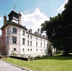 LIMBURG - LIMBOURG Lanaken - kasteel/château