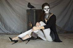 Halloween Lookbook 2014- photo copyright Allison Beth Cooling