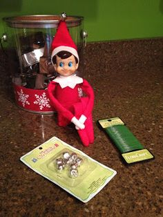 Make your elf one of a kind and much easier to work with too!