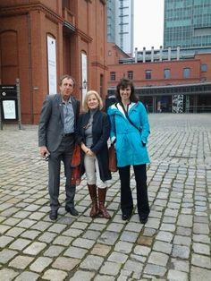 Poznan, with Cathy Nd Marik