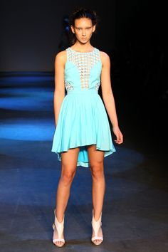 Mercedes-Benz Fashion Week Australia Spring Summer 2012/13 #MBFWA #BlessedAreTheMeek  www.blessedarethemeek.com.au