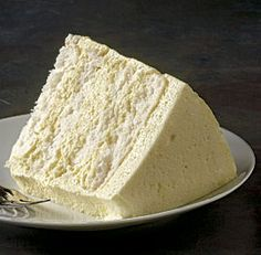 Lemon Icebox Cake: In this light and bright dessert, slices of angel food cake are layered with a luscious lemon mousse right in the cake pan. Via FineCooking