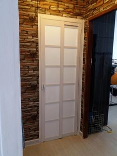 After Adding Wallpaper , The Slide And Swing Just Look Awesome Slide And  Swing Toilet Door