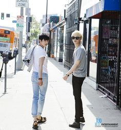 Jr + Yugyeom - [STARCAST] GOT7's just right summer vacation! Shining seven boys' 'GOTCHA, PERFECT GETAWAY in LA'