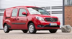 Mercedes-Benz Citan Gets Two New Renault Engines, 7-Seat Crewcab Version