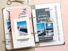Mini Albums Scrap, Julie, Jolie Photo, Creations, Presents, Illustration, In This Moment, Happy, Digi Stamps