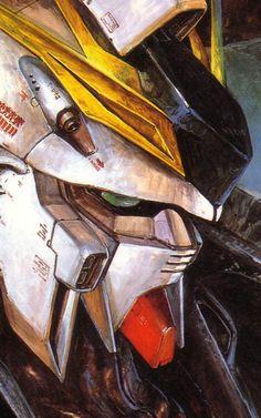 Gundam - artist please! Arte Gundam, Gundam Wing, Gundam Art, Anime Manga, Anime Art, Manga Girl, Anime Girls, Otaku, Arte Robot