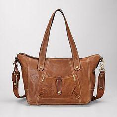 Fossil handbags rule.