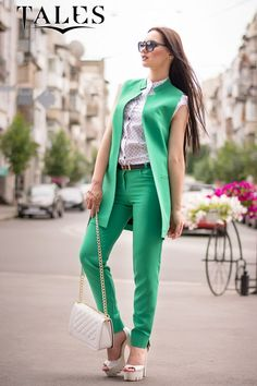 Vest Outfits, Casual Outfits, Fashion Outfits, Office Fashion, Trendy Fashion, Womens Fashion, Fur Waistcoat, Sleeveless Blazer, Classy Casual