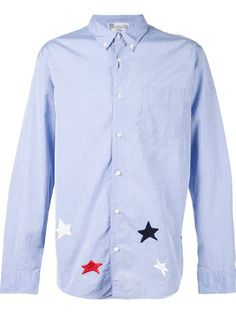 Shop Visvim 'Lungsta' star patch shirt in The Webster from the world's best independent boutiques at farfetch.com. Shop 400 boutiques at one address.