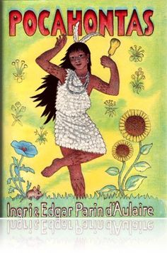 Pocahontas by Ingri and Edgar D'Aulaire - Beautiful Feet Books