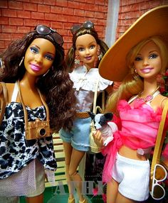 #Barbie And Friends#2