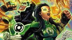 Simon Baz & Jessica Cruz - Green Lantern Corp