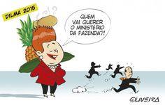 Ministerio da Fazenda – Dilma | Humor Político