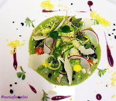 E' asparagi mania! Lo chef Enrico Fiorentini torna su HonestCooking.it con questa bellissima insalata. Enjoy!