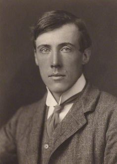 """Thoby Stephen, known as """"the Goth"""" due to his height; brother to Vanessa Bell and Virginia Woolf and friend to Lytton Strachey, Leonard Woolf, and the rest of the Cambridge contingent. Without his connection, the Bloomsbury Group as we know it might never have existed. He died at twenty-six, from typhoid while on holiday in Greece."""