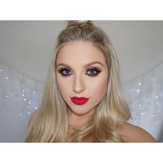Can't get enough of red lips lately http://youtu.be/U6pzBYpGIdw watch the tutorial here #shaaanxo