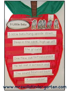 Mrs. Wills Kindergarten: Batastic Week! All About Bats!