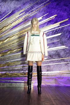 Cynthia Rowley Fall 2014 Ready-to-Wear Collection on Style.com: Runway Review