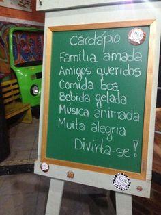 Festa // Tema: Boteco // Bar // Decoração // Frases // DIY