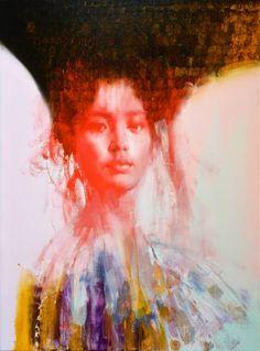"Saatchi Art Artist Zin Lim; Painting, ""NOMAD#03"" #art"