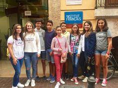 #ColegiosISP da la enhorabuena a todos los alumnos de la extraescolar de francés que se presentaron a los exámenes oficiales para obtener el título DELF JUNIOR (nivel A1) en el Institut Français de Valencia. 100% de aprobados. ¡Genial, chic@s! #extraescolaresISP
