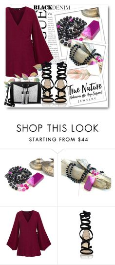 """True Nature Jewelry 2"" by fashionmonsters ❤ liked on Polyvore featuring Barneys New York and Carianne Moore"